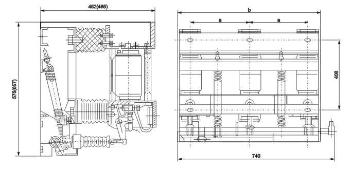 ZN28A 12 ZN28 12G系列户内高压真空断路